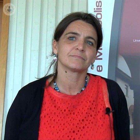 Dott.ssa Silvia Grottoli: diabetologa en Torino